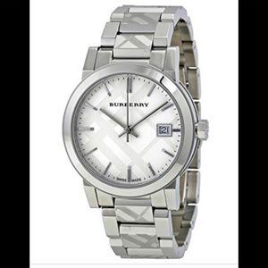 Burberry  Stainless Steel Quartz Ladies Watch
